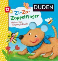 Duden: Zi-Za-Zappelfinger Mein erstes Fingerspielbuch - Carla Häfner