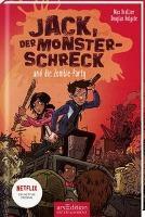 Jack, der Monsterschreck und die Zombie-Party - Max Brallier