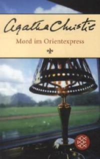 Mord im Orientexpress - Agatha Christie