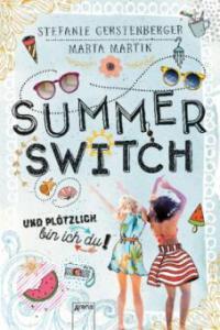 Summer Switch - Stefanie Gerstenberger, Marta Martin