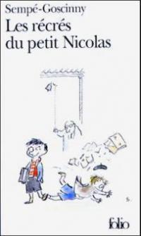 Les recres du petit Nicolas - Jean-Jacques Sempe, Rene Goscinny
