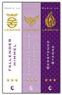 Legend - Die komplette Trilogie - Marie Lu