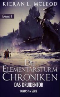 Die Elementarsturm-Chroniken: Das Druidentor. Teil 1 - Kieran L. McLeod