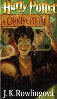 Harry Potter a ohnivý pohár. Harry Potter und der Feuerkelch, tschechische Ausgabe - Joanne K. Rowling