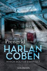Preisgeld - Myron Bolitar ermittelt - Harlan Coben