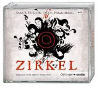 Zirkel, 6 Audio-CDs - Mats Strandberg