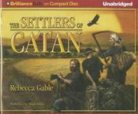 The Settlers of Catan - Rebecca Gable