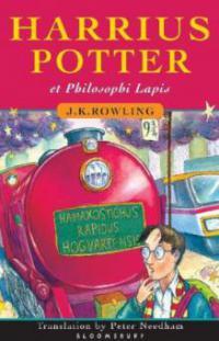 Harrius Potter et Philosophi Lapis. Harry Potter und der Stein der Weisen, lateinische Ausgabe - Joanne K. Rowling