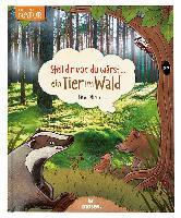 Stell dir vor, du wärst...ein Tier im Wald - B. Oftring