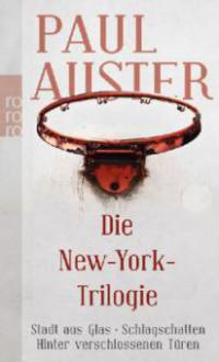 Die New-York-Trilogie - Paul Auster