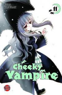 Cheeky Vampire, Manga. Bd.11 - Yuna Kagesaki