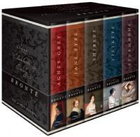 Brontë - Die großen Romane. Agnes Grey - Jane Eyre - Villette - Shirley - Sturmhöhe - Emily Brontë, Charlotte Brontë, Anne Brontë