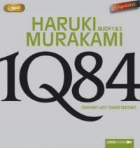1Q84. Buch 1 & 2. - Haruki Murakami