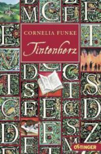 Tintenherz - Cornelia Funke