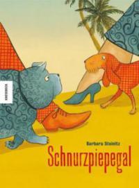 Schnurzpiepegal - Barbara Steinitz
