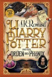 Harry Potter 5 und der Orden des Phönix - J. K. Rowling