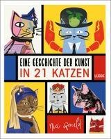 Eine Geschichte der Kunst in 21 Katzen - Nia Gould