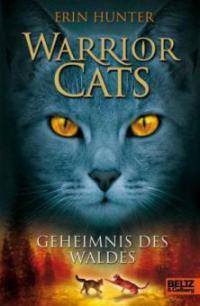 Warrior Cats, Geheimnis des Waldes - Erin Hunter
