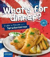 What's for dinner? - Nathalie Russell, Betty Sykes, Joseph Sykes