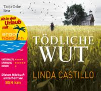 Tödliche Wut, 6 Audio-CDs - Linda Castillo