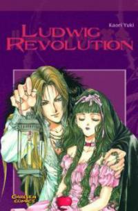 Ludwig Revolution 01 - Kaori Yuki