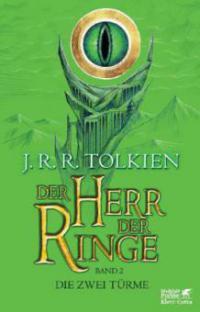 Der Herr der Ringe -  Die zwei Türme Neuausgabe 2012 - John R Tolkien