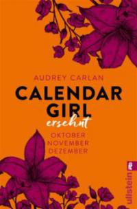 Calendar Girl - Ersehnt - Audrey Carlan