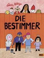 Die Bestimmer - Lisen Adbåge