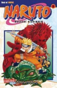 Naruto 08 - Masashi Kishimoto