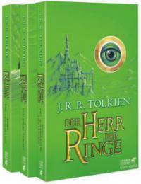 Der Herr der Ringe - Neuausgabe 2012 - John R Tolkien