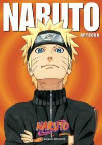 Naruto Artbook 2 - Masashi Kishimoto