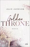 Golden Throne - Forbidden Royals - Julie Johnson