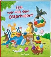 Oje, wer hilft dem Osterhasen? - Kristin Lückel