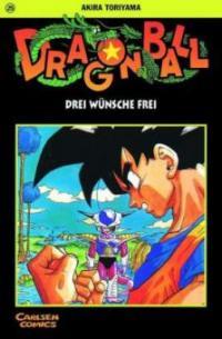 Dragon Ball 25. Drei Wünsche frei - Akira Toriyama