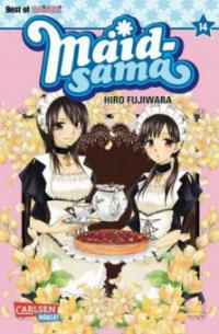 Maid-sama 14 - Hiro Fujiwara