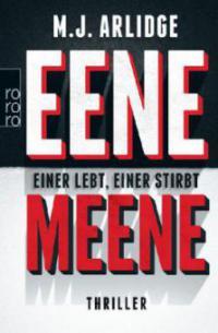 Eene Meene (rot) - Matthew J. Arlidge