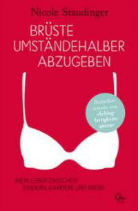 Brüste umständehalber abzugeben - Nicole Staudinger