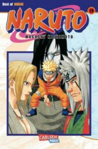 Naruto 19 - Masashi Kishimoto