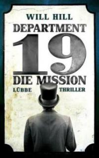 Department 19 - Die Mission - Will Hill