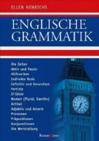 Englische Grammatik - Ellen Henrichs-Kleinen