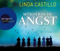 Mörderische Angst, 6 Audio-CDs - Linda Castillo