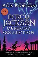 Percy Jackson Demigod Collection - Rick Riordan