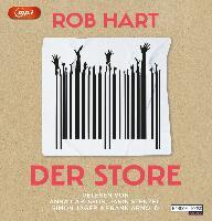 Der Store, 2 MP3-CD - Rob Hart
