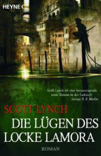 Die Lügen des Locke Lamora - Scott Lynch