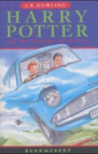Harry Potter and the Chamber of Secrets. Harry Potter und die Kammer des Schreckens, englische Ausgabe - Joanne K. Rowling