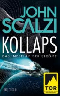 Kollaps - Das Imperium der Ströme 1 - John Scalzi
