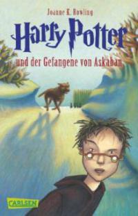 Harry Potter 3 und der Gefangene von Askaban - Joanne K. Rowling