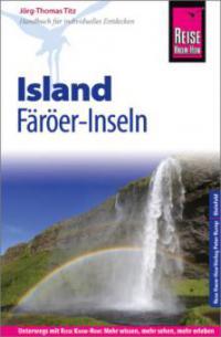 Reise Know-How Reiseführer Island und Färöer-Inseln - Jörg-Thomas Titz, Barbara Titz