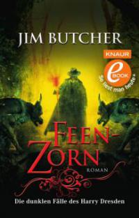 Feenzorn - Jim Butcher