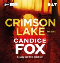 Crimson Lake - Candice Fox